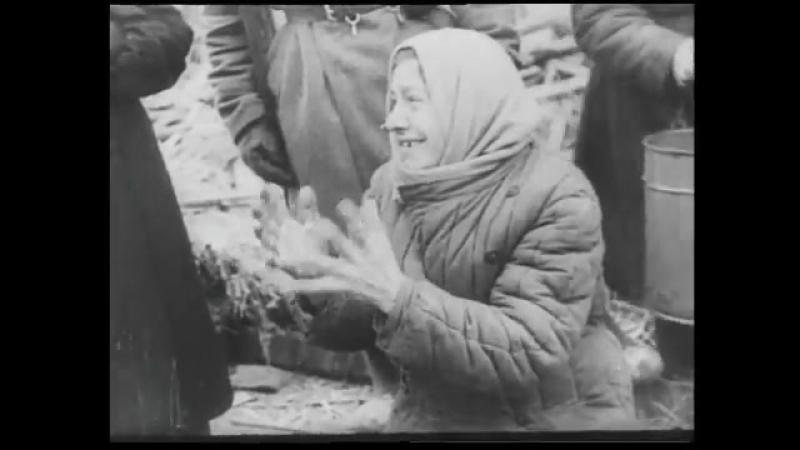 Зверства фашистов на территории СССР