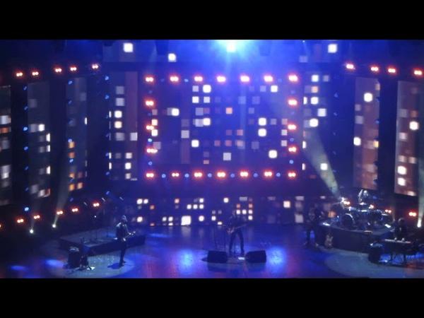 Сергей Безруков на концерте ЛЮБЭ - Пушкин, Виски, Рок н ролл (23 февраля 2018 года)
