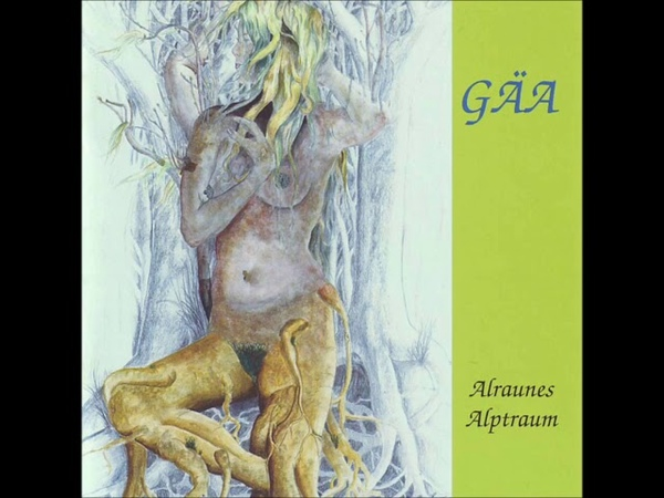 Gäa Alraunes Alptraum 1975 Full Album Krautrock