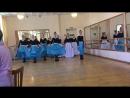 Экзамен по Историко бытовому танцу 7 класс 2018