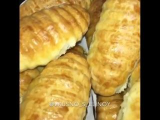 печенье с орешками