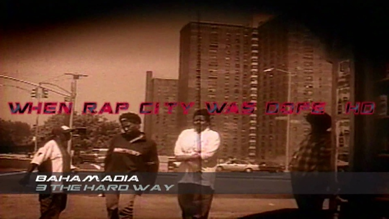 Bahamadia 3 The Hard Way Uncut [HD]