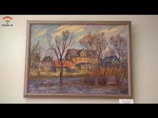 Выставка картин художников из Тосненского района открылась в выставочном зале РКСЦ