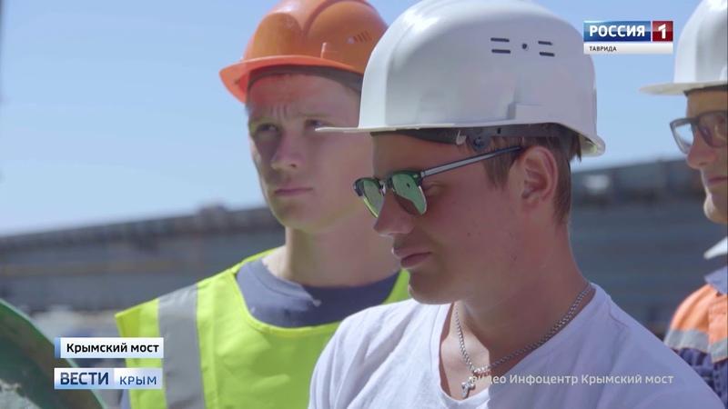 Крымский мост помогает увеличить популяцию хамсы