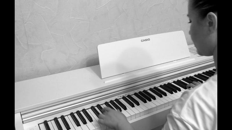 Исполнение на фортепиано Милан Дворжак Джазовый этюд 3