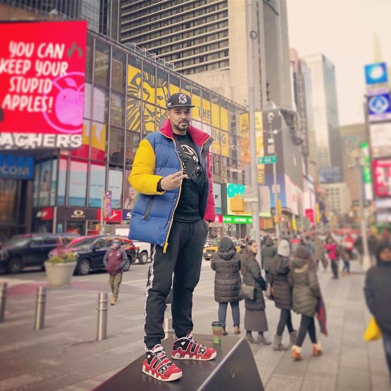 Frederic Gnoutou | New York City