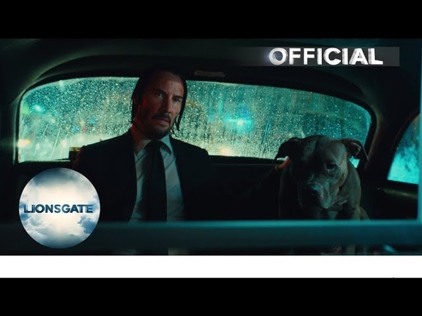 John Wick Chapter 3 Parabellum Clip Taxi In Cinemas May 15