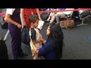 Дети мигранты рассказали о приютах