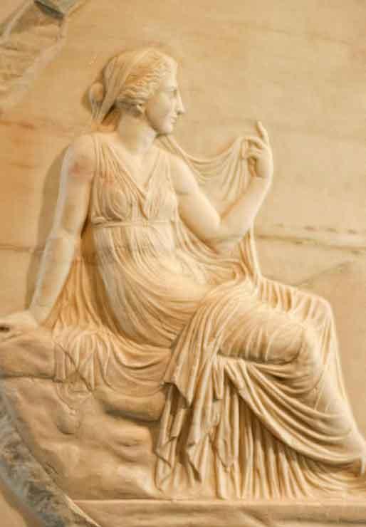 Легенды о боге Деметре лежали в основе Элевсинских мистерий.
