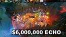 Universe $6 000 000 Echo Slam Dunk Dota 2 TI5