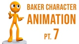 CGC Classic Baker Character Animation Pt. 7 - Phonemes (Blender 2.6)