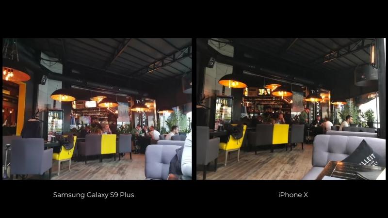 RC12_ iPhone X против Galaxy S9, Xiaomi Mi5 Plus против Meizu M6 Note