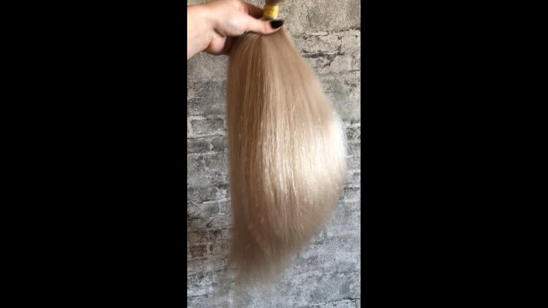 Блонд 2 (серый пепел)