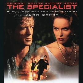 John Barry альбом The Specialist Original Motion Picture Score