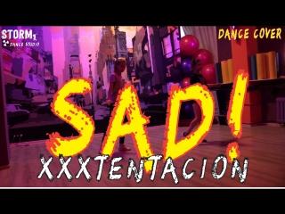 LIL'ROY & NASTYA   XXXTENTACION - SAD!   DANCE COVER   Choreography by Matt Steffanina