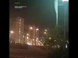 В знаменитом «Доме на набережной» в центре Москвы произошел пожар