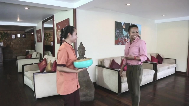 Krousar Thmey TV Spot 2017 on Special Education