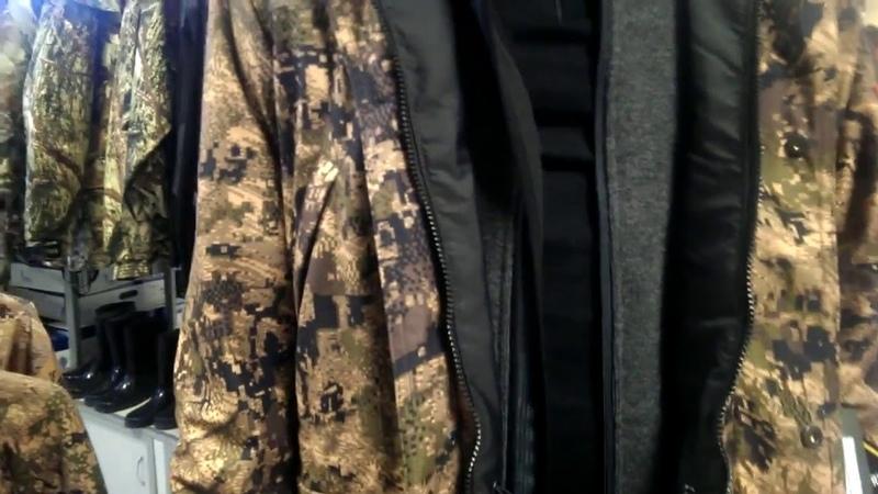 Распродажа зимних костюмов для охоты, рыбалки и отдыха. Костюм Sasta Peura Camo Pro.