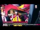 Galatasaray Şampiyonluk Kutlaması Futbolcuların Sahaya Çıkışı ve Kupa Töreni