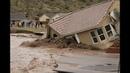 Из за наводнений в трех штатах США объявлено чрезвычайное положение Flooding in the USA