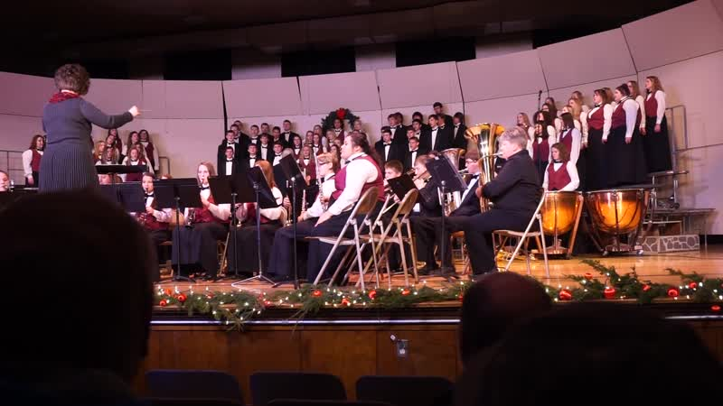Red Rock Central High School Holiday Concert – December 17, 2018