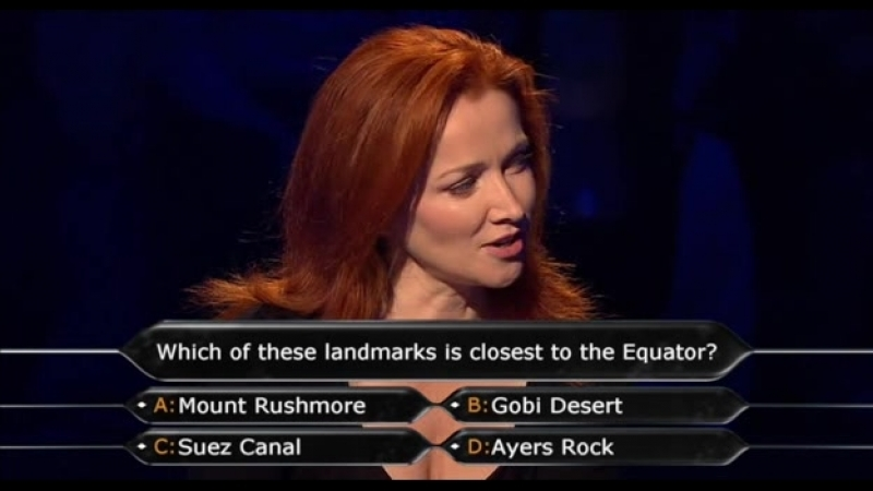 Who Wants To Be A Millionaire (13.04.2010)