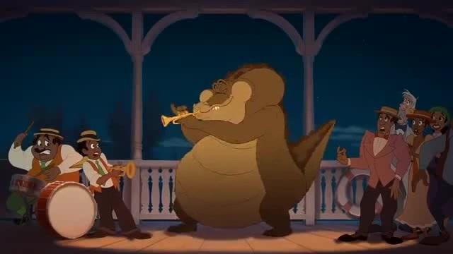 Epic sax Gator