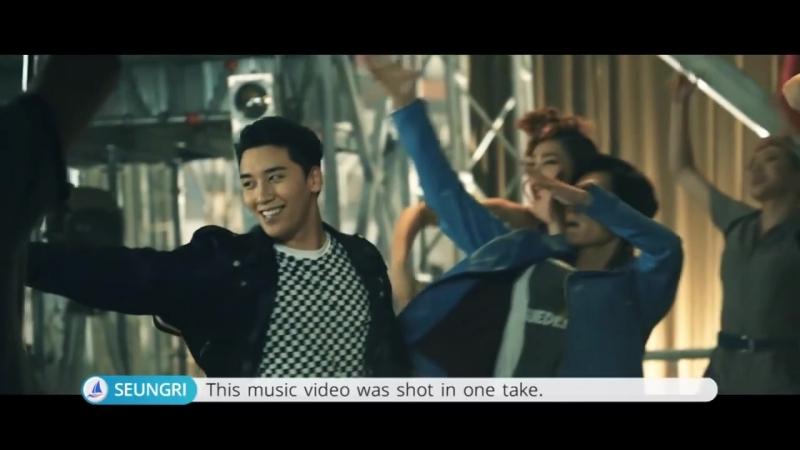 [Pops in Seoul] SEUNGRI(승리)s 1, 2, 3! WHERE R U FROM(Feat. MINO(민호)) MV Sho