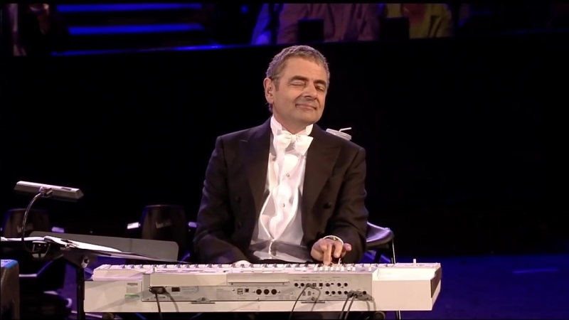 Mr Bean Live Performance at the London 2012 Olympic Games