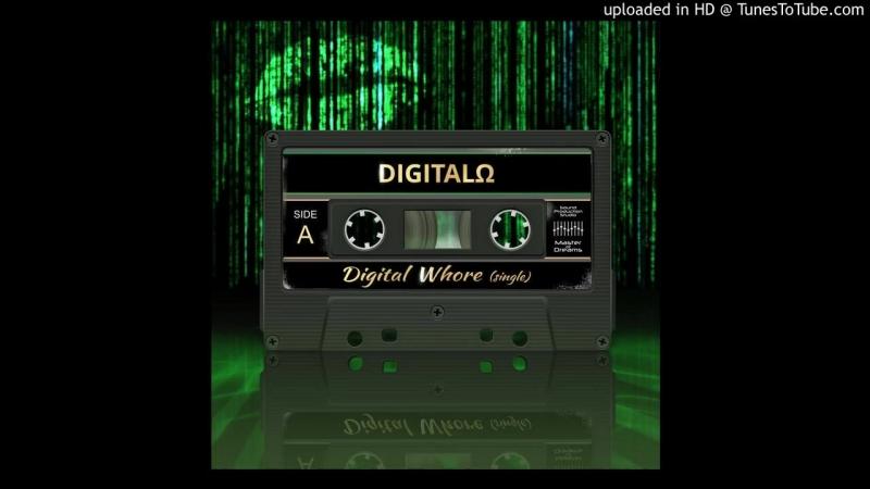 DIGITALΩ - Digital Whore (Extended Mix) [Italo Disco 2018]
