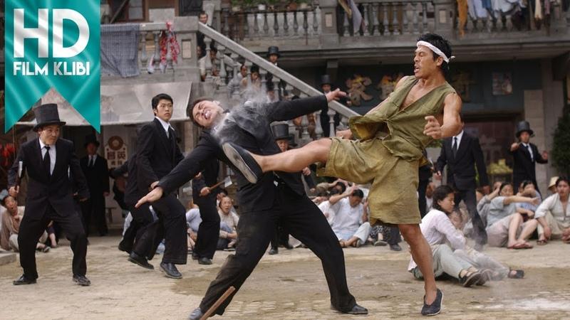 Kung Fu Sokağı | Ustaların Dövüşü | Klip(4/14) | HD