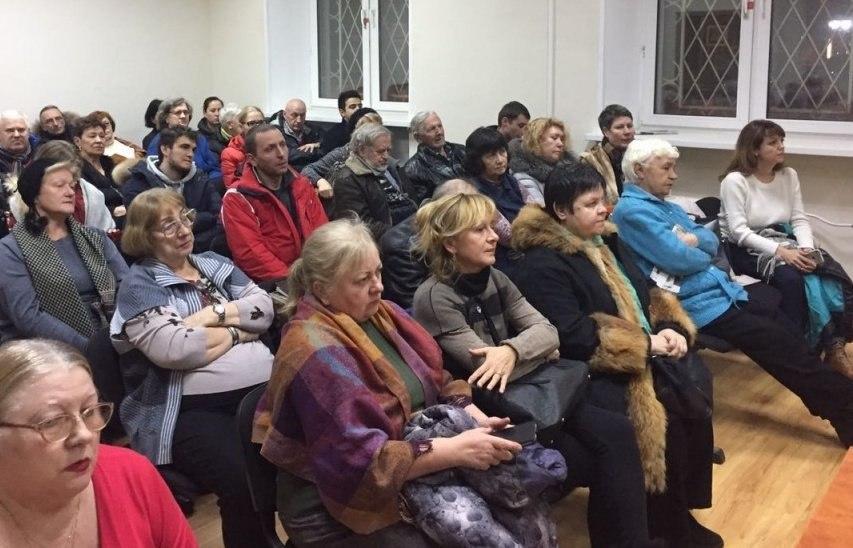 Встреча главы управы Савеловского с населением состоится 4 июля