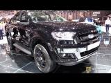 2018 Ford Ranger - Exterior and Interior Walkaround - 2018 Geneva Motor Show