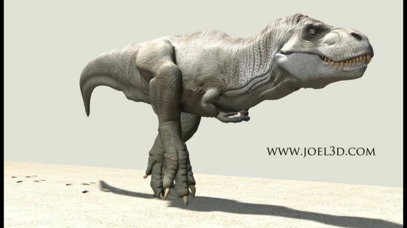 Серый Динозавр 2