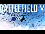 The Battlefield V Alpha is a Frostbite 3 masterpiece ft. planes that spontaneously combust