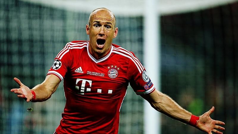 Arjen Robben - Flying Dutchman - Living Legend of FC Bayern
