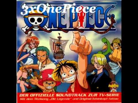 One Piece~Soundtrack~07 Du wirst niemals untergehen (Deutsch-German)