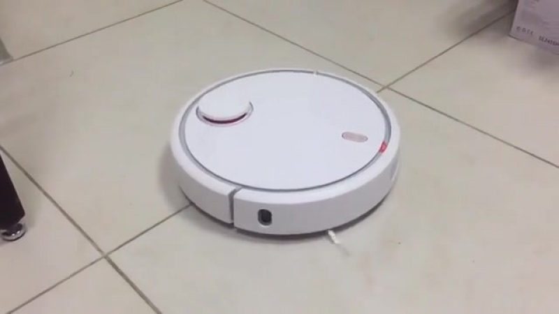 Xiaomi Mi Robot Vacuum Cleaner Terminator version