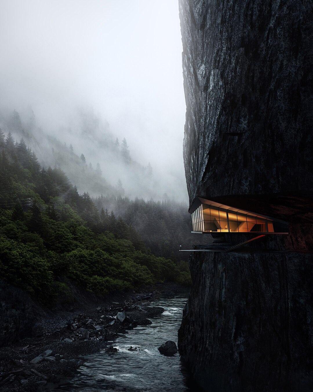 Роскошные пейзажи Норвегии - Страница 3 9Fwg35MhjG4