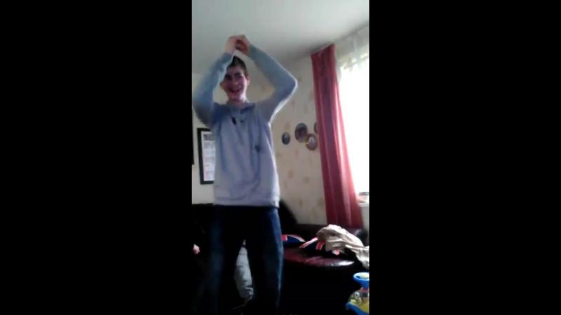 Робо-танцы Матви
