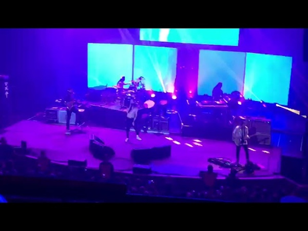 Incubus cover INXS Manchester apollo 080918