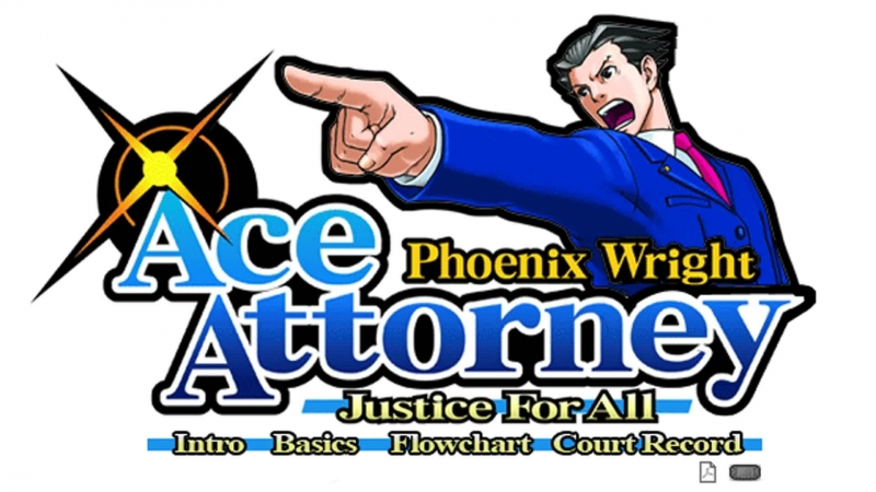 Phoenix Wright Ace Attorney Justice for All (Part 3) - Правосудие продолжается!