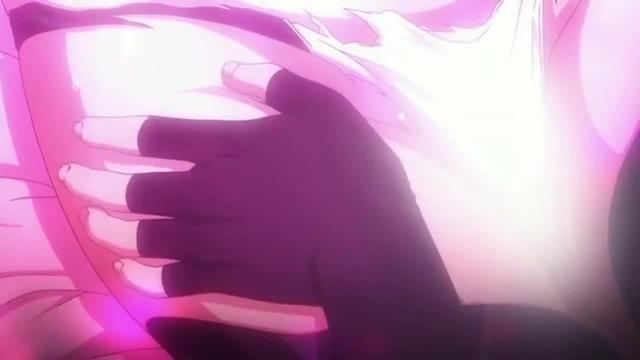 Masou Gakuen HxH Baby striptease Hybrid x Heart