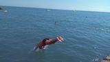 Денис Самсонов в Instagram #пляж #море #адлер