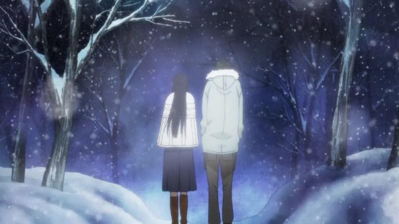 Дотянуться до тебя Kimi ni Todoke 1 сезон 25 серия Озвучка MiraiDuB