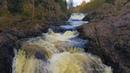 Водопад Кивач Дикая природа Заповедники России
