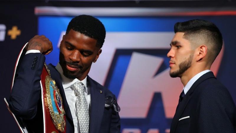 Maurice Hooker vs. Alex Saucedo final press conference highlights