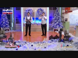Vardan Shahinyan с Gabriel Shahinyan на Armenia TV.