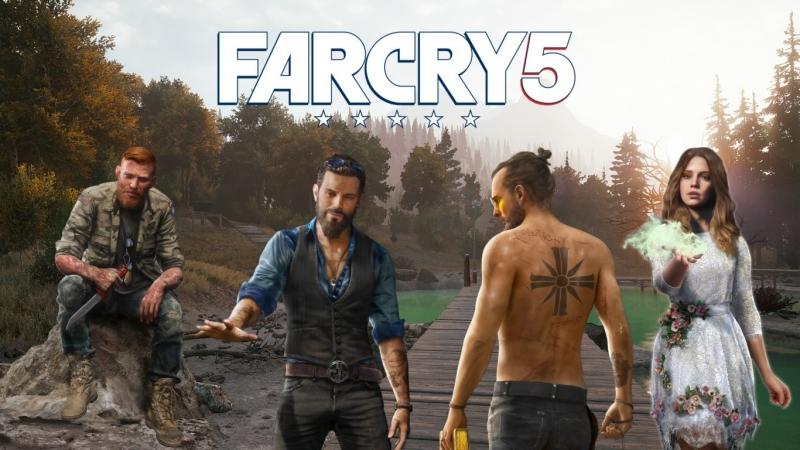 Кооперативное прохождение Far Cry 5