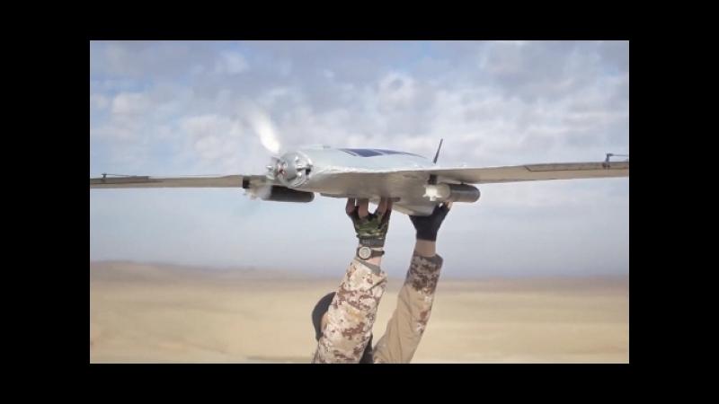 Подборка бомбардировок с квадрокоптеров. ИГИЛ использует дроны для скрытой бомбардировки.
